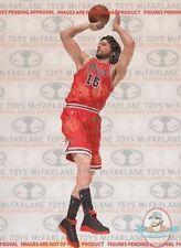 McFarlane NBA Series 27 Pau Gasol Chicago Bulls Figure