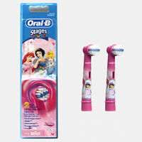 Oral-B Kids Stages Power Electric Toothbrush Replacement Head(EB10) 2p For Girls