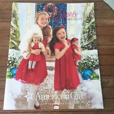 American Girl doll MERRY MAGENTA holiday dress outfit NEW IN BOX grace luciana