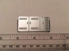 Lionel Part ~ door cover / air compressor filters and batteries / sliver