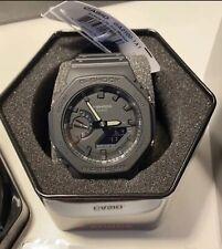 G-Shock GA2100-1A1 Watch Black Casio Casioak US Free Shipping