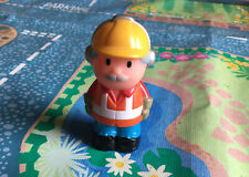 **ELC Happyland Digger Driver Figure Large Hole**