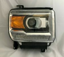 2015-2019 GMC SIERRA 2500 3500 HEADLIGHT XENON/LED RH SIDE OEM 84180593 ORIG GMC