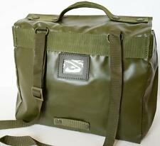 Genuine Military Satchel Shoulder Messenger Vintage Bag Army Fishing waterproof