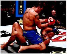 ANTONIO SILVA Signed Autographed UFC MMA 8X10 PIC. B