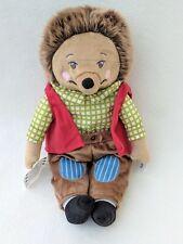 IKEA DRULLIG Hedgehog Plush Soft Toy Cuddly Teddy Stoftier Peluche NEW
