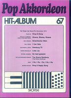 POP Akkordeon Hit - Album Nr. 67