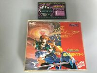 Legend Of Xanadu Pc Engine Cd Rom JP Japan Boxed Good Cond