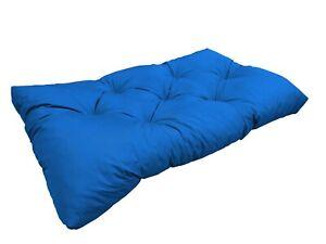 Cuscini per mobili in pallet trapuntati impermeabili per interni ed esterni
