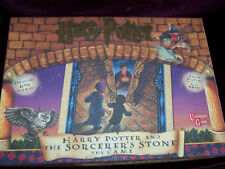 Harry Potter and the Sorcerer's Stone Board Game University 6 Games In One