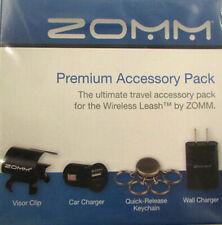 NEW NIB ZOMM Premium Accessory Pack For the Zomm Wireless Leash New