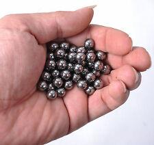50 Stück 8mm Beliebte Stahlkugeln Munition Kugellager für mächtig Katapult Jagen