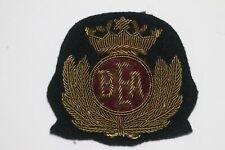 More details for british european airways bea civil airline  bullion wire cap badge