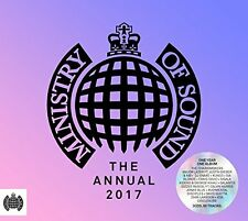 The Annual 2017 [CD] Sent Sameday*