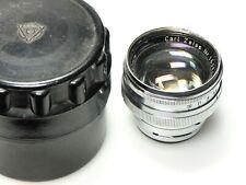 ZEISS SONNAR T 1:1.5 50mm Rangefinder lens for Contax I, II, IIIa