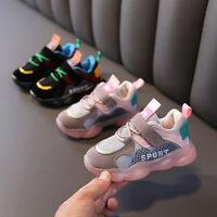 Toddler Infant Kids Baby Girls&Boys Mesh Breathable Sport Running Shoes Sneakers