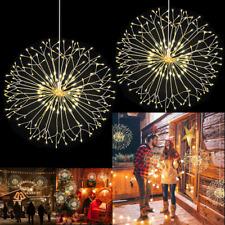 8 Modi LED Löwenzahn Fairy String Light hängende Starburst Lampe wasserdicht
