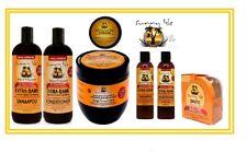 Sunny Isle Jamaican Black Castor Oil/Shampoo/Edge Gel/ Pomade - Full Range