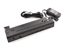 HP Estación Docking hstnn-i15x para HP Notebooks EliteBook 2560 2570p