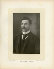 W & D Downey, London, Solomon Joseph Solomon (1860-1927), peintre britannique Vi