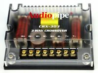One Audiopipe 3 Way Passive Crossover Network CRX-303 300 Watt W