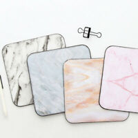 Square Mouse Laptop Computer Pattern Marble Mouse Pad Gaming Desktop Mousepad