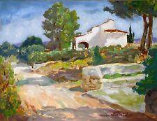 tableau Lucien Martial Peintre de la Marine, Prix de Rome