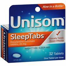 Unisom SleepTabs - 32 TB
