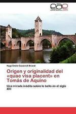 Origen y originalidad del «quae visa placent» en Tomás de Aquino: Una mirada iné