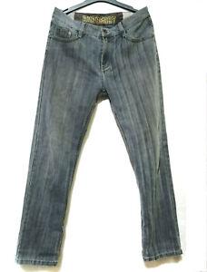 Burberry Grey denim Pants