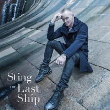 STING - THE LAST SHIP  CD  12 TRACKS INTERNATIONAL POP  NEW!
