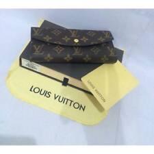 Louis Vuitton Monogram Womens Wallet LV