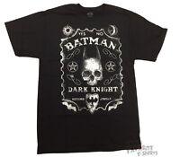 Batman Dark Knight Ouija Board DC Comics Licensed Adult T Shirt
