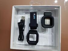 Accesorios remo GoPro. 2 Carcasa pinza y muñeca , Correa de velcro y cable USB-C