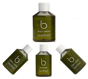 Bamford Luxury Travel Gift Shampoo Conditioner Body Wash SLS GM #BargainTrend