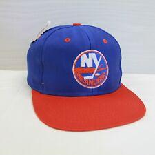 DS Vintage New York Islanders Snapback AJD Hat Size OSFA NHL