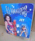 Gladiators TV Show Hornby 1992 carded figure JET