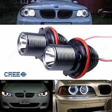 Canbus 20W LED ANGEL EYE Licht STANDLICHT MARKER für BMW E39 E53 E60 E63 E65 E87