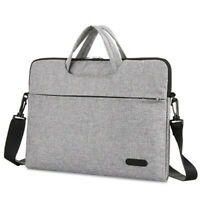 Laptop Case Shoulder Bag Notebook Sleeve Carrying  Case With Strap 13 14 15inch