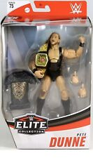 WWE Mattel Pete Dunne Elite Series #75 Figure