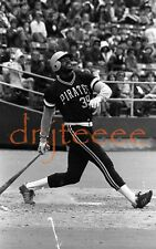 Dave Parker PITTSBURGH PIRATES - 35mm Baseball Negative