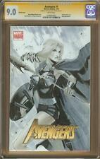 Valkyrie Sketch Cover By Peter Nguyen CGC Graded