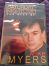 Saturday Night Live - Best of Mike Myers (Dvd, 2004)New
