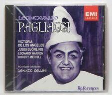 Pagliacci / Cellini, de los Angeles, Bjorling [BMG] ~ NEW CD (Jul-1998, EMI)