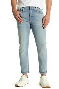 $210 - 7 For All Mankind Slimmy Clean Pocket Jeans Size 33