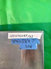 LG LFX31925ST LEFT SIDE FRESH FOOD DOOR NO ICEMAKER