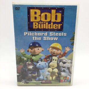 Bob The Builder : Pilchard Steals The Show (DVD, 2003) PAL Region 4