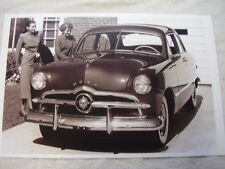1949 FORD CUSTOM 2DR   11 X 17  PHOTO  PICTURE