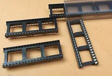 """IC Socket 40 Way 0.6"""" Wide 40Way Low Cost Stamped 102L40PT x 10pcs Trade Offers"""