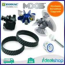 Zodiac MX6 Pool Cleaner Factory Tune-Up Kit MX Track - CYCLONIC SCRUBBER UPGRADE